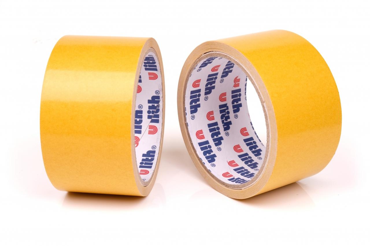 Kobercová páska oboustranně lepící 10m šíře 48mm