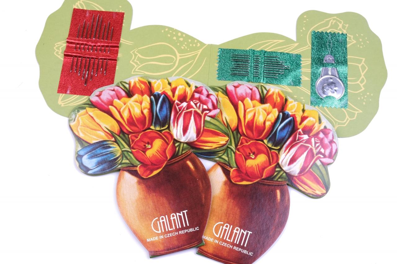 Jehly mapky Tulipán