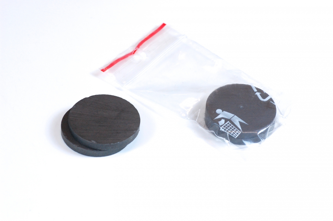 Magnetické zapínání kryté vel.18x3mm